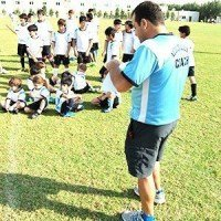 football academy in Sharjah three time per week